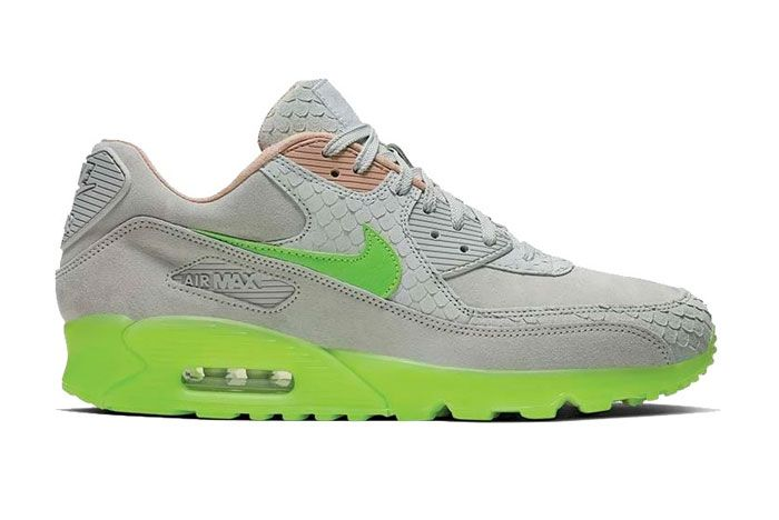 Nike Air Max 90 Snakeskin Right