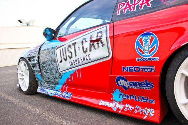 Insane Drifters 2014 Drift Cars 10