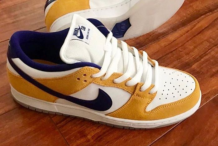 Nike Sb Dunk Low Laser Orange Release Date Leak 2
