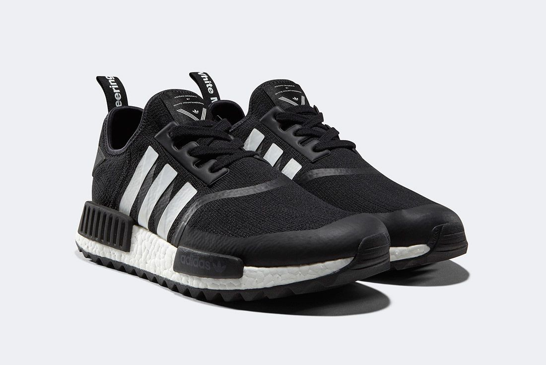 White Mountaineering Adidas Nmd 4