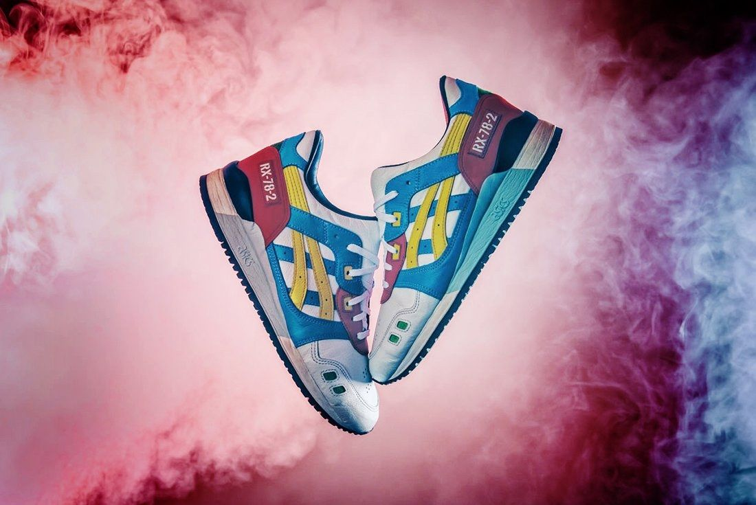Suit Up Custom Rx 78 2 Gundam Gel Lyte Iii By Bespoke Indnew