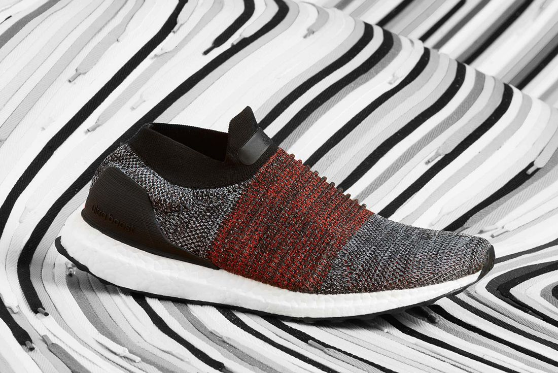 Running Track To Runway A Look At The Laceless Ultra Boost6