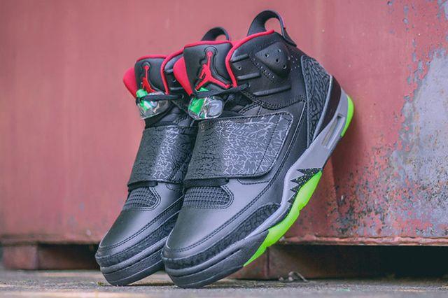 Air Jordan Son Of Mars Gym Red