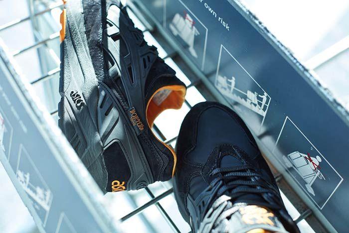 Porter X Asics Gel Kayano Trainer 4