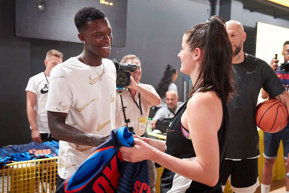 Nike Basketball Festival Event Getty15