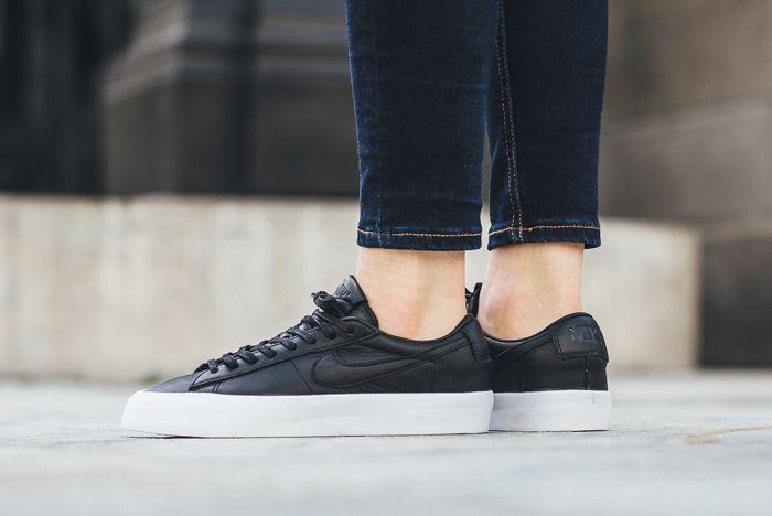 Nike Blazer Low Studio On Foot 6