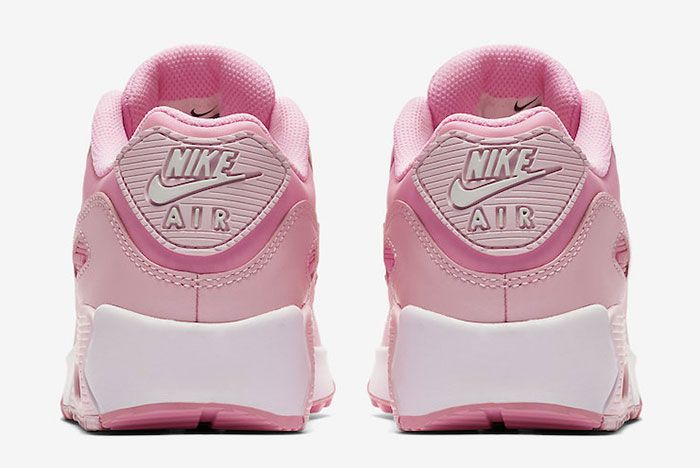 Nike Air Max 90 Pink Cv9648 600 Release Date 5Official