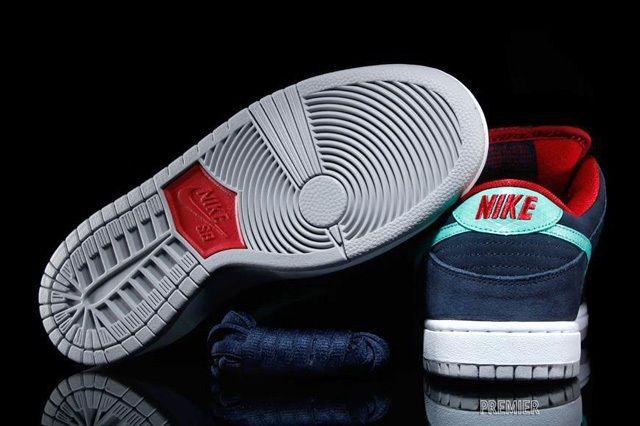 Nike Sb Dunk Low Crystal Mint 5