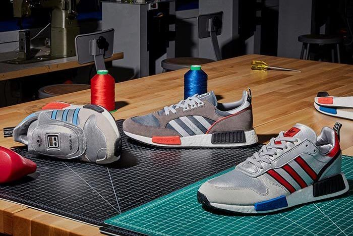 Adidas Nevermade Decade1