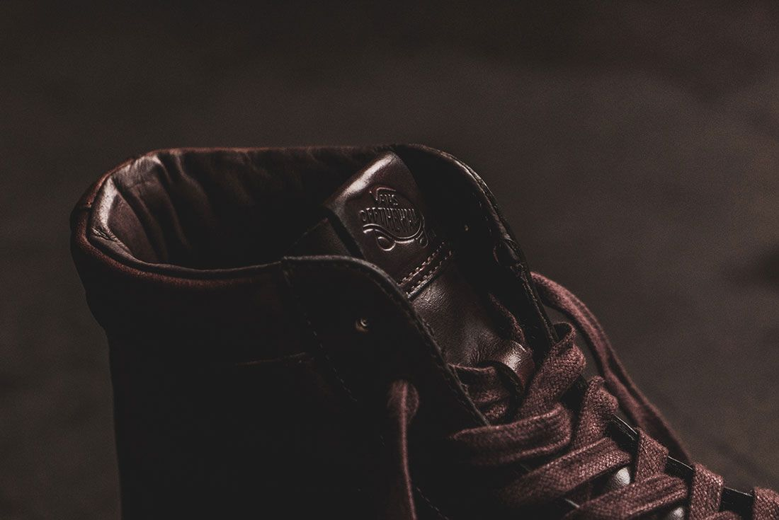 Horween Leather X Vans Vault Collection 8