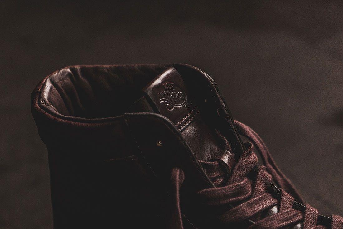 Horween Leather X Vans Vault Collection 8