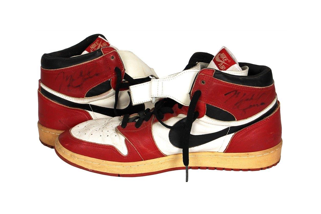 Post Injury Air Jordan 1 Chicago