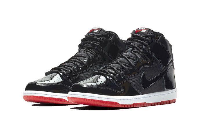 Nike Sb Dunk High Bred 3 Sneaker Freaker