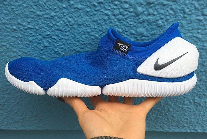 Nike Aqua Sock 360 Blue
