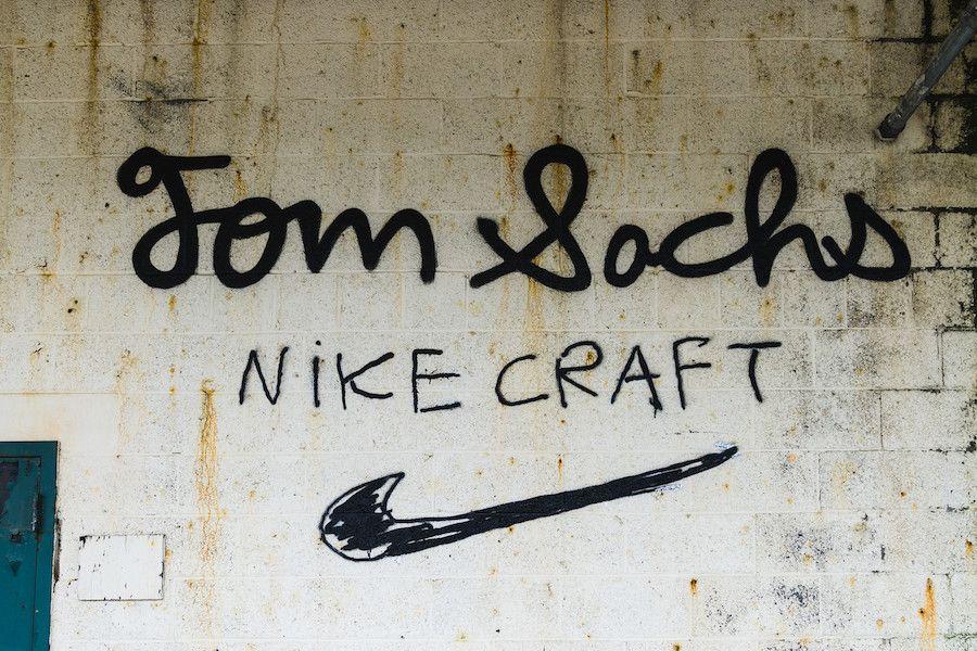 Tom Sachs x Nike Mars Yard