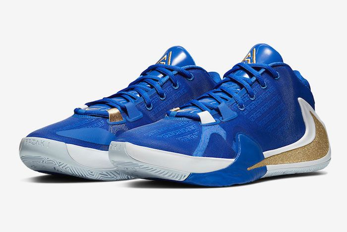 Nike Zoom Freak 1 Greece Toe