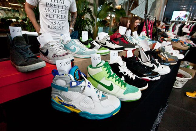 Sneaker Freaker Swapmeet Mafia 14 1