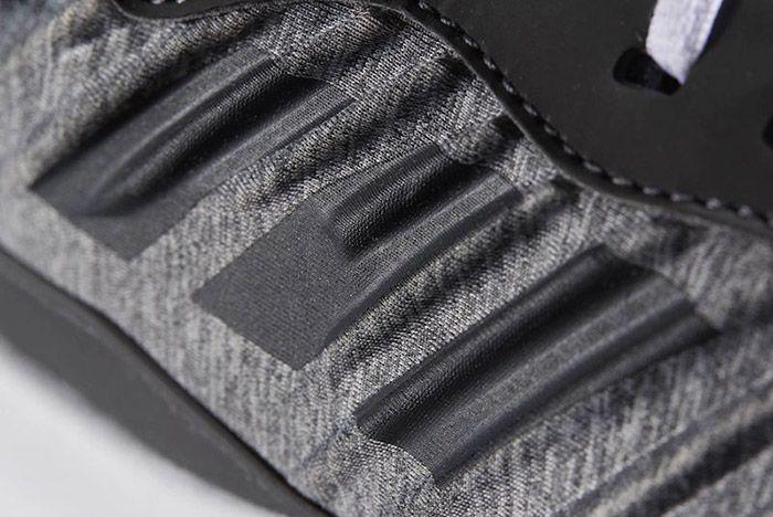 Adidas Alphabounce Grey Heather 2