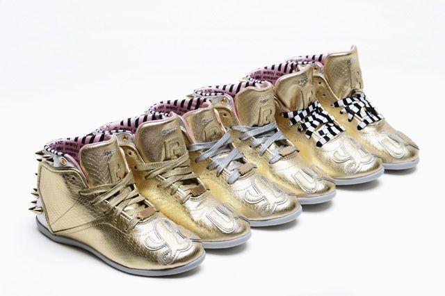Melody Eshani Reebok Classic Love Shoe 1
