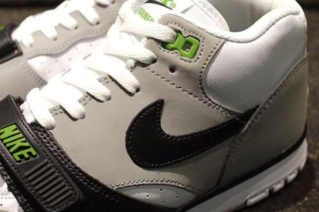Nike Air Trainer 1 2012 Chlorophyll Swoosh 1