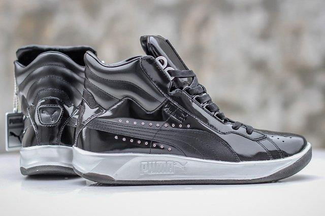 Meek Mill X Puma Challenge Black Silver 1