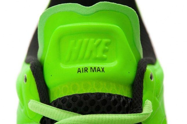 Nike Air Max 2012 Electric Green Tongue 1
