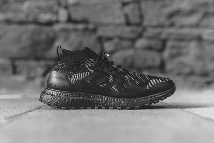 Ronnie Fieg Nonnative Adidas Ultra Boost Mid 2