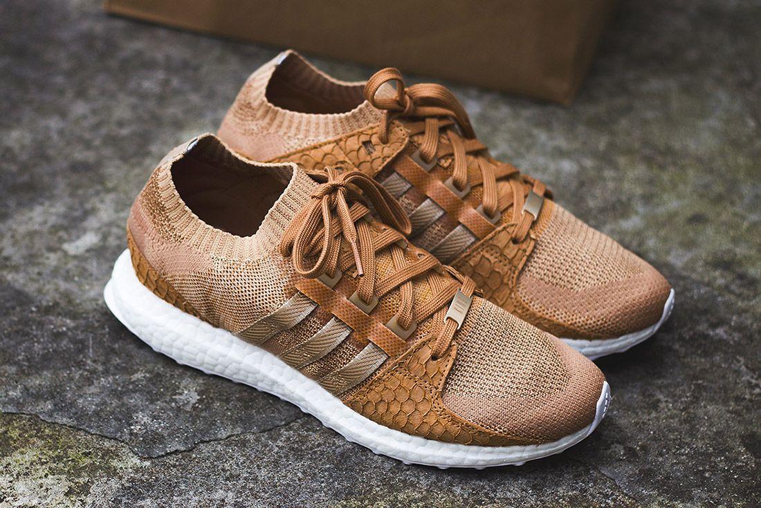 Adidas Eqt Pusha T Fishscale Brown Paper Bag 1