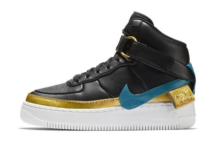 Nike Af1 Jester Black 3