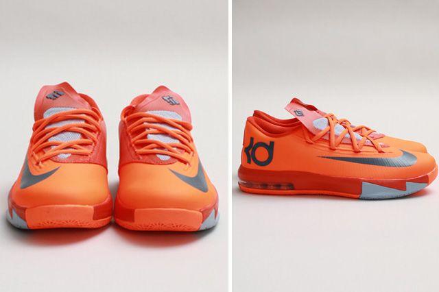 Nike Kd Vi Total Orange 2