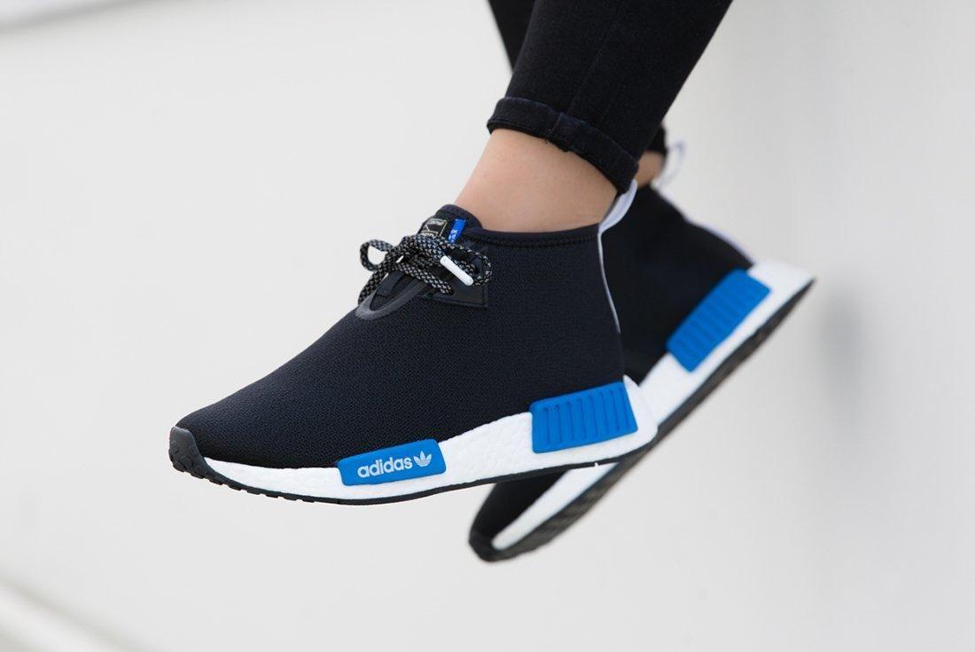 Porter X Adidas Nmd Chukka 3