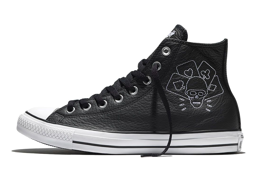 Stranger Things Sneakers Clash Converse