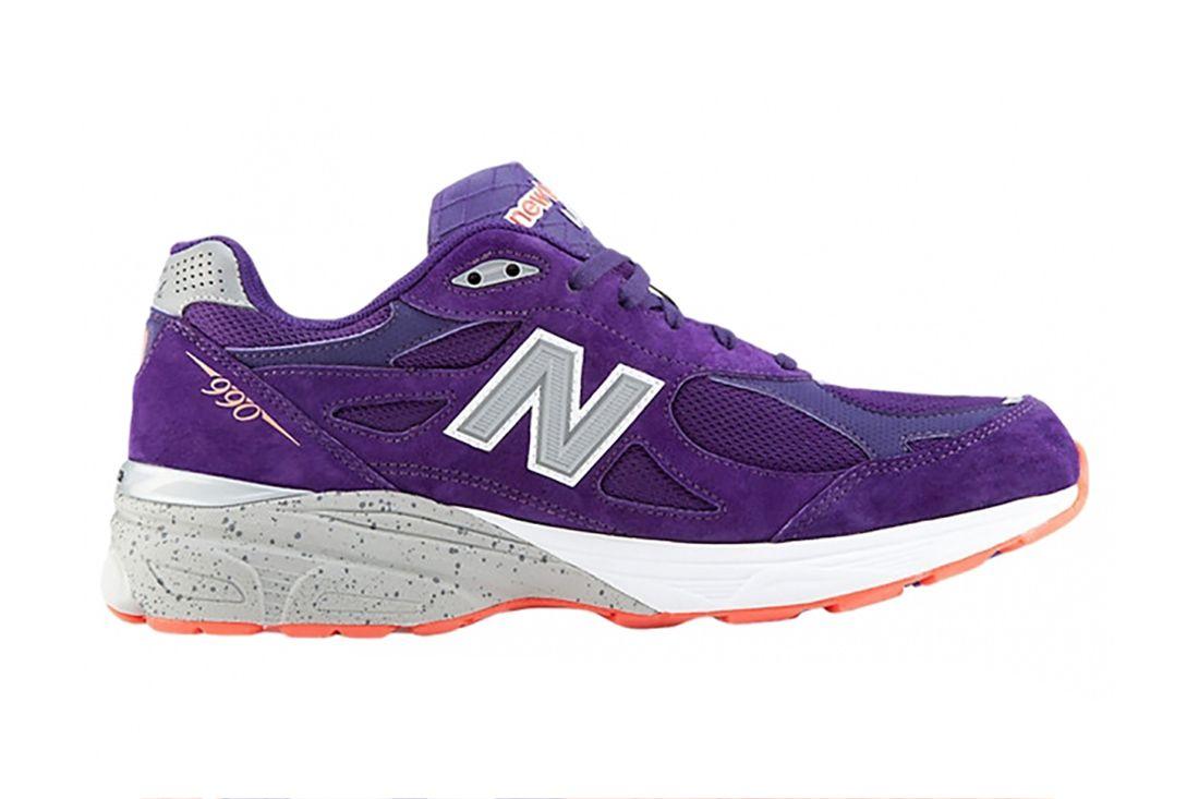 New Balance 990V3 Boston Best Marathon Shoes Feature