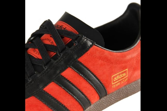 Adidas Trimm Star Red 1
