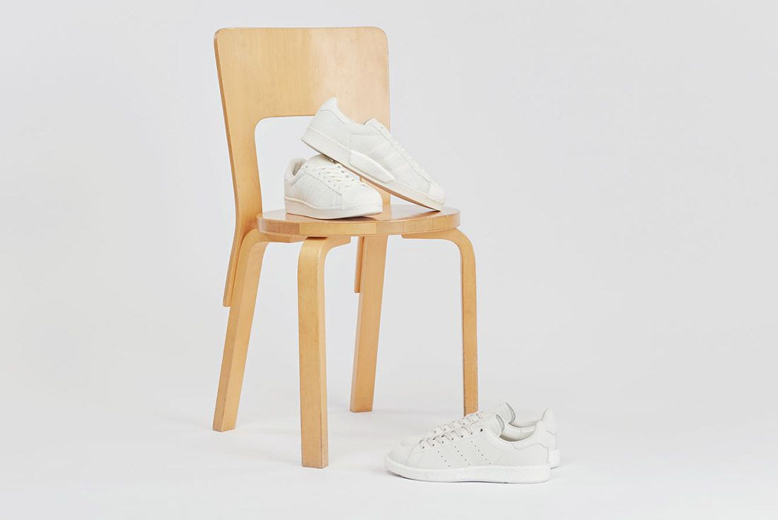 Sneakersnstuff Adidas Shades Of White V2 1