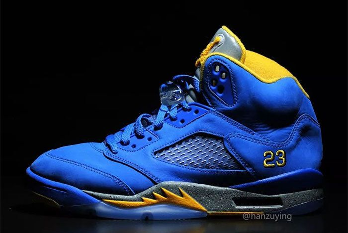 Air Jordan 5 Retro Jsp Laney Cd2720 400 Release Date