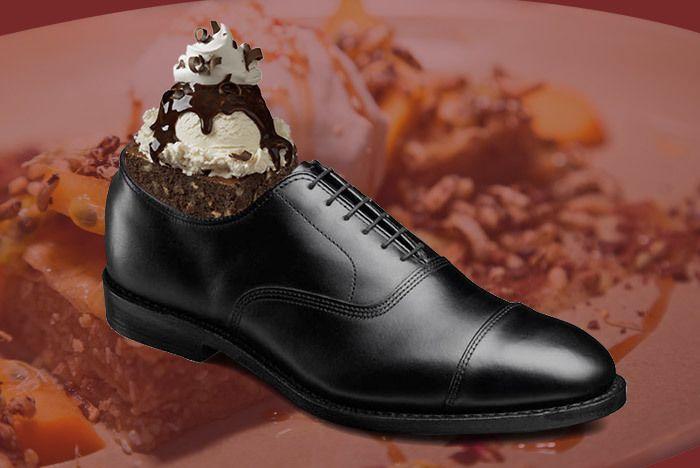 Dessert Shoe