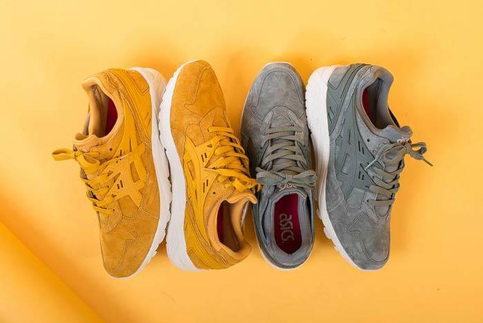 Asics Gel Kayano Trainer Suede Pack 1