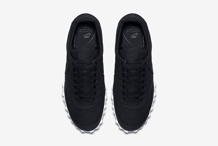Nike Waffle Racer 17 Textile Black 4