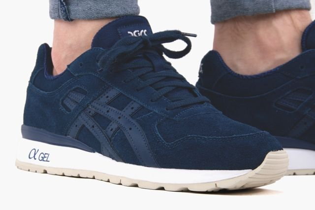 Asics Gt Ii Suede Pack 5