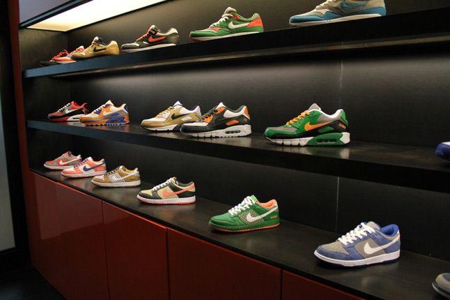 Sneaker Box Clyde Nike Id Clark Kent 1 1