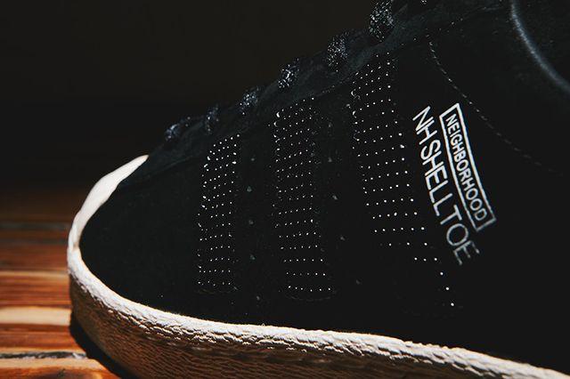 Adidas Originals X Neighborhood Fw14 Shelltoes 11