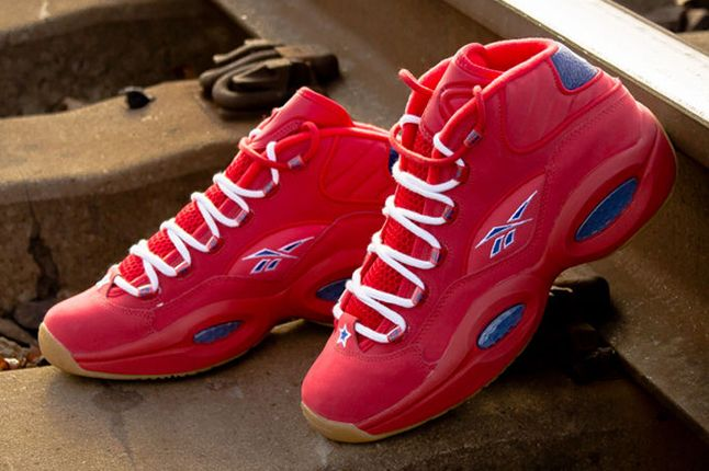 Packer Shoes Reebok Question Part 2 Red Pair 1