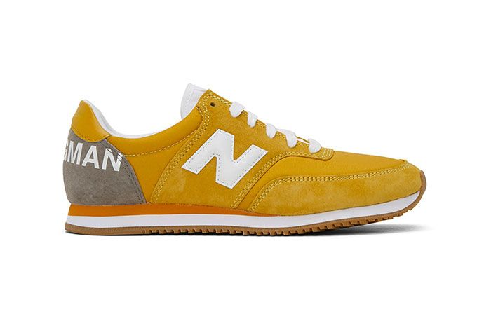Junya Watanabe New Balance Comp 100 Yellow Lateral