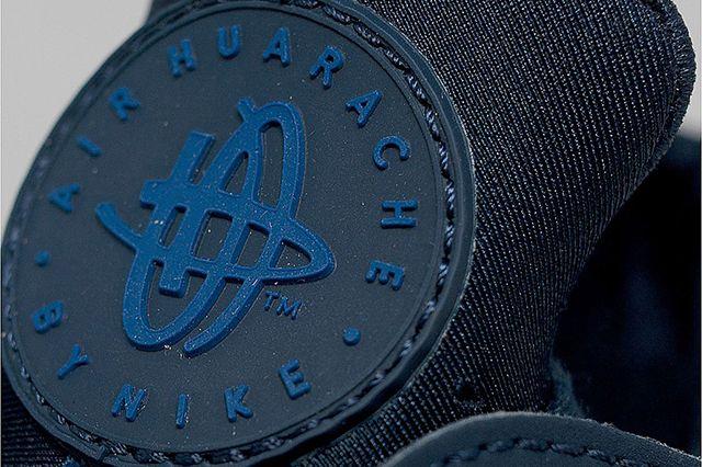 """Nike Air Huarache """" Obsidian""""3"""