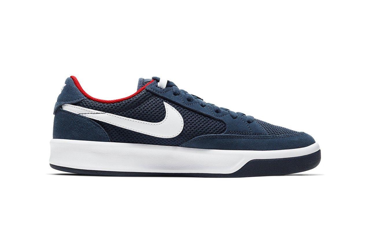 Nike SB Adversary Blue Right