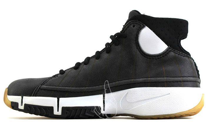 Nike Kobe 1 Prototype 2005 Black Gum Carbon Fiber 4