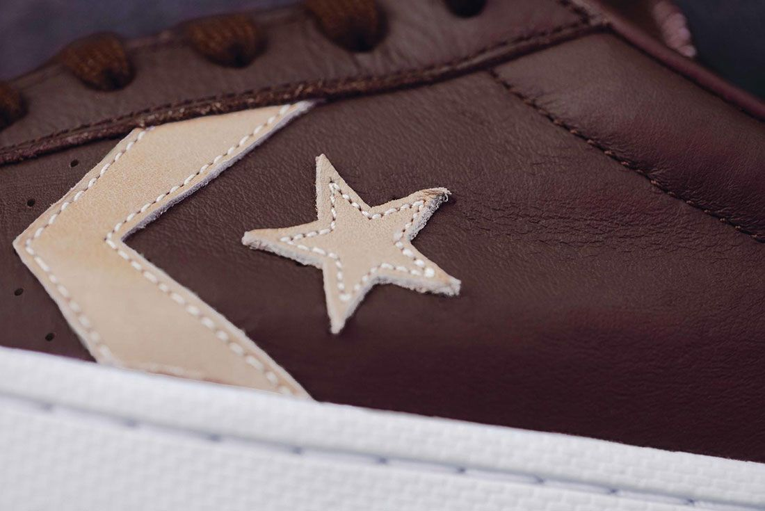Converse Debuts New Pro Leather '76 Collections 1
