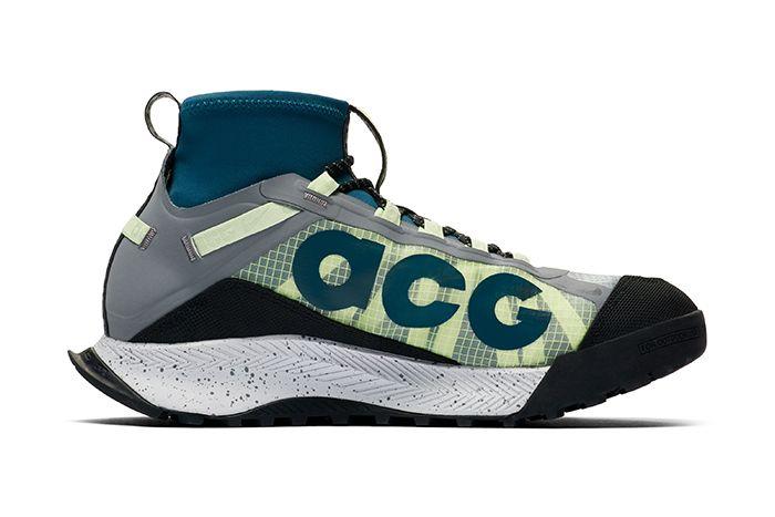 Nike Acg Zoom Terra Zaherra Barely Volt Cq0076 001 Release Date Medial