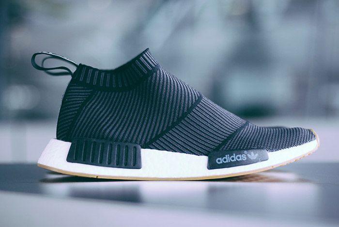 Adidas Nmd City Sock Black Gum 4